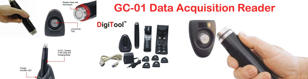 GC-01 Data Acquisition Reader