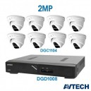 Avtech 8-Channel 2.0MP