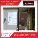 Metal Box Power Supply - 30Amp