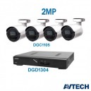 Avtech CCTV - 2.0MP