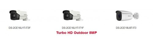 Outdoor HD 8MP