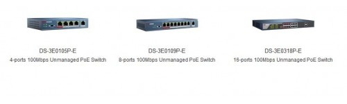 Network Switch PoE