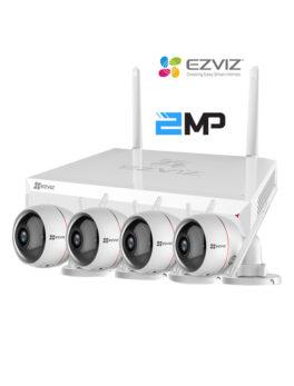 kits_ezviz 4 WiFi Cameras