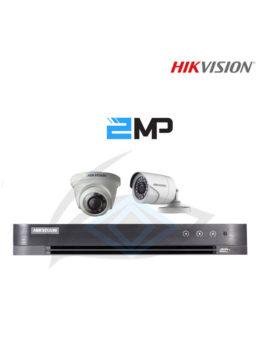 Package DS-7204HQHI-K1 2 kamera