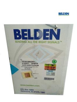 Belden cat-6 7814A
