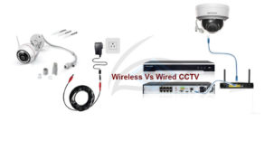 WIRED VS WIRELESS CCTV