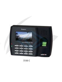 Finger Print solution X100C