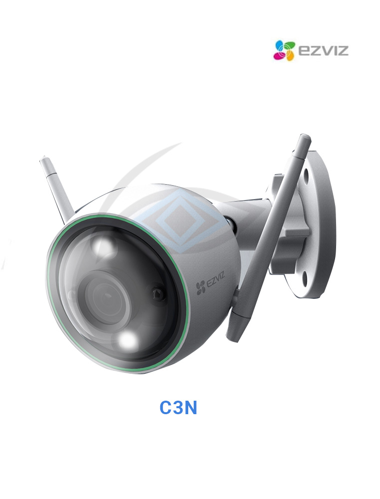 C3N EZVIZ C3N 1080P Outdoor IP Camera – Color Night Vision