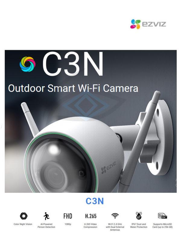 ezviz C3N