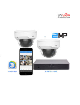 Univew Package 2 Cameras