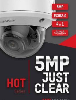 Peket 5MP CCTV