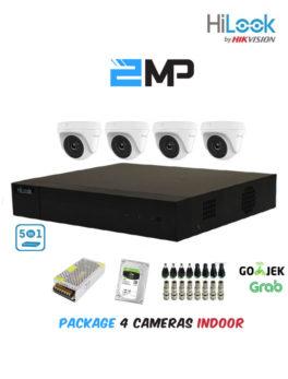 4CH HiLook CCTV