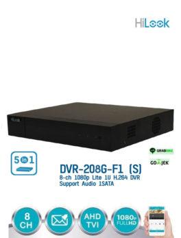HiLook DVR-208G-F1 (S)