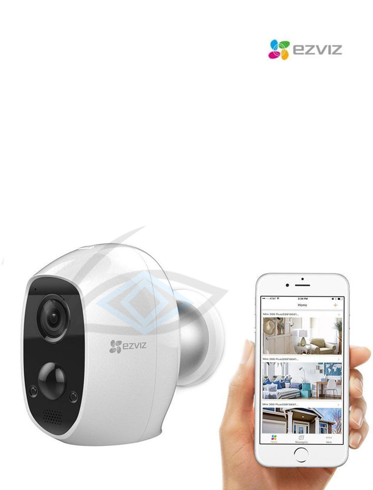 Bundle 4 x WiFi Cameras 1080P (C3WN)